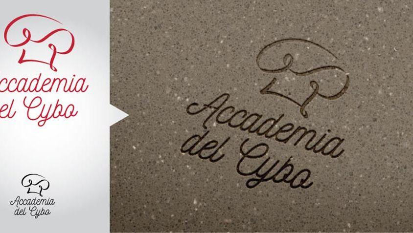 Idea logo per Accademia del Cybo