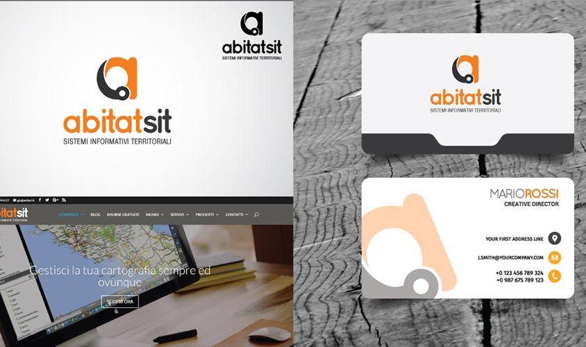 Idea logo per AbitatSit