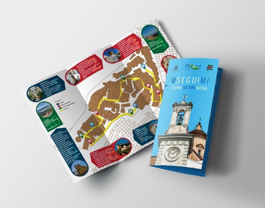 Brochure per Associazione Piland